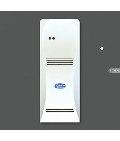 CH 807 Fan  Air Freshener Dispenser