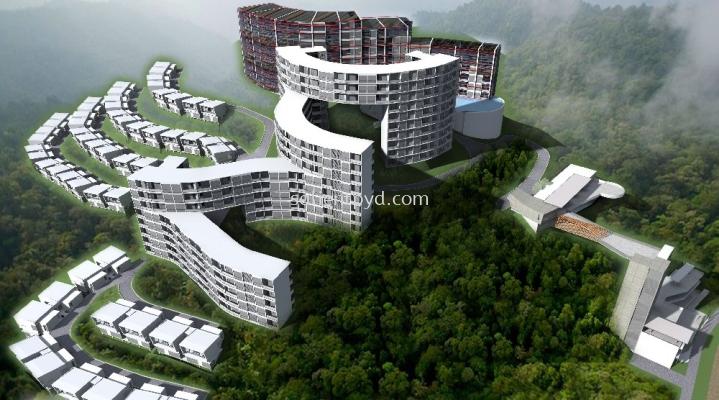 Pangkor Hill Residence
