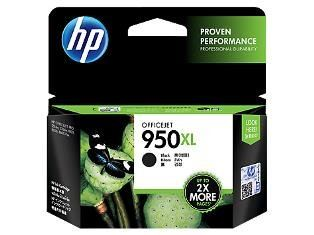 HP 950XL - CN045A XL Black Ink