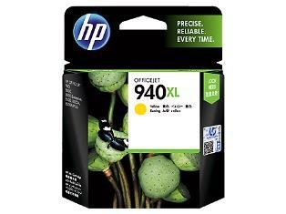 HP 940XL - C4909A XL Yellow Ink