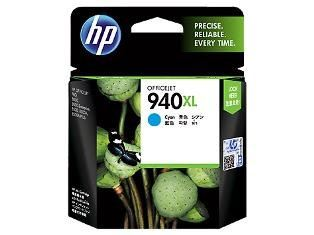 HP 940XL - C4907A XL Cyan Ink