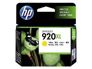 HP 920XL - CD974 XL Yellow Ink