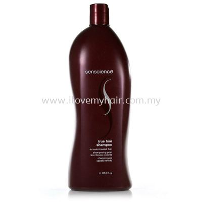 Senscience True Hue Shampoo (For Color Treated Hair)1000ml