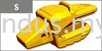 S Futura DRP Caterpillar Adapters Bucket Teeth And Adapter