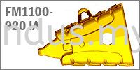FM1100-920 IA Futura Mining Bucket Teeth And Adapter
