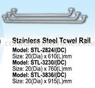 SS Towel Rail