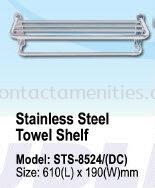STS-8524 SS Towel Shelf