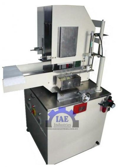 Hot melt glue paper box sealing machine