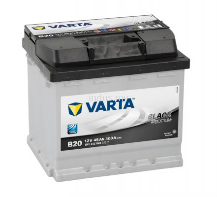 VARTA Battery Black Dynamic B20 (ETN545413040)