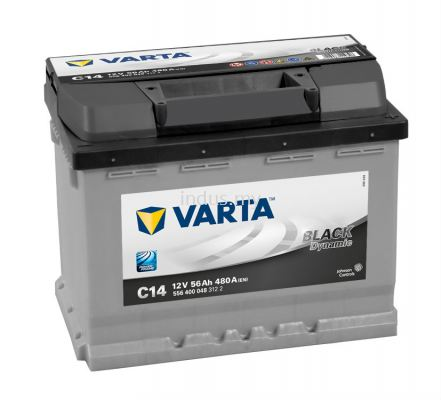 VARTA Battery Black Dynamic C14 (ETN556400048)