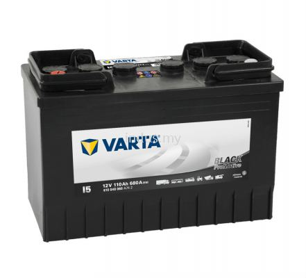 VARTA ProMotive Black I5 (ETN610048068)