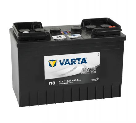 VARTA ProMotive Black I18 (ETN610404068)