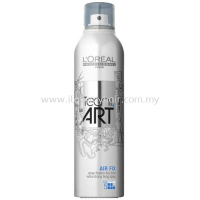 L'oreal Tecni.Art Air Fix Spray (250ml) New