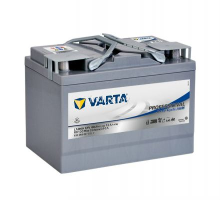 VARTA Professional Deep Cycle AGM LAD60 (ETN830060037)
