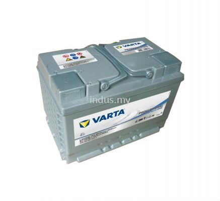 VARTA Professional Deep Cycle AGM LAD60B (ETN830060051)