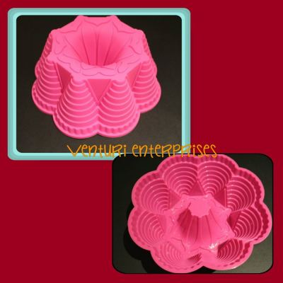 Crown Shape Silicon Mould