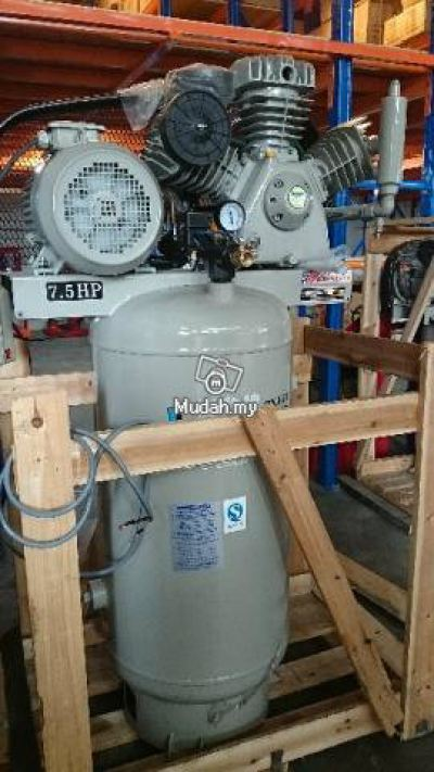 Jaguar HET90V200 7.5hp 200L 10bar Air Compressor ID777497