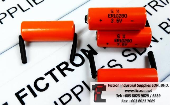 ER10280 3.6V MAXELL Battery Supply Malaysia Singapore Thailand Indonesia Europe & USA