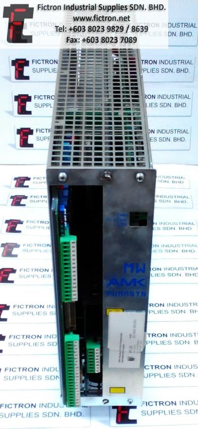 D-73230 MW8/18-0 AMK PUMASYN WECHSELRICHTER-MODUL Inverter Supply & Repair Malaysia Singapore