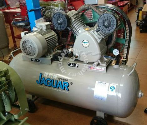 Jaguar RV100 7.5hp 250L ID777485