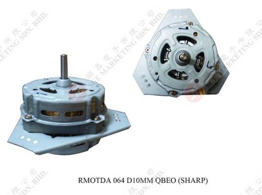 SPIN MOTOR RMOTDA 064 D10MM QBEO