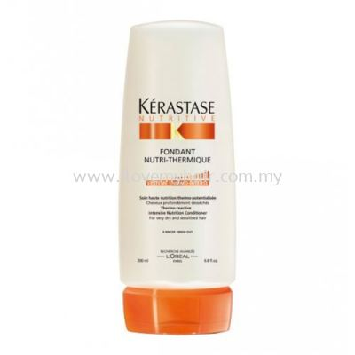 Kerastase Nutritive Fondant Nutri-Termique Conditioner (Thermo-Reative Intensive Nutrition Conditioner For Very Dry & Sensitised Hair)200ml