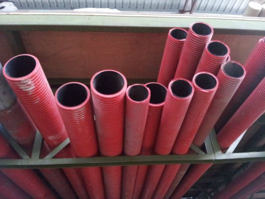 steel pipe water