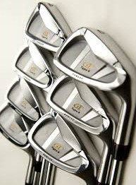 Right-Hand Seiko S-Yard GT Type S  Graphite Shaft 5-9,pw (6 pieces) Irons Regular Steel Japan Golf Club