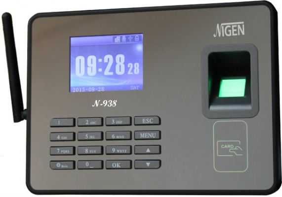 Nigen Fingerprint Time Attendance (N938)