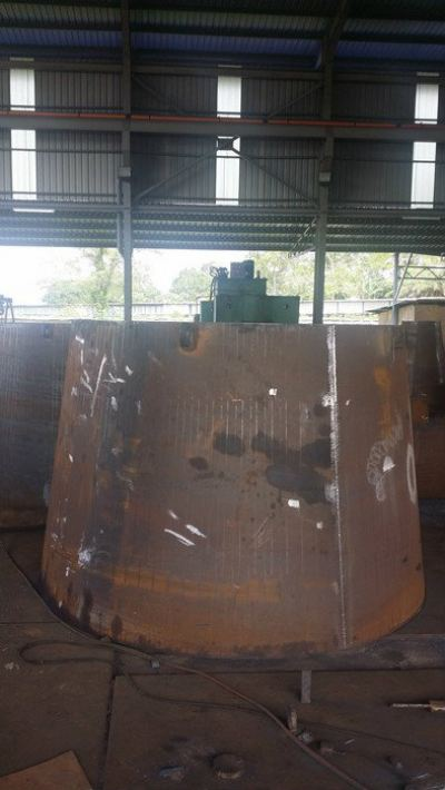 Pressing and Forming Cone