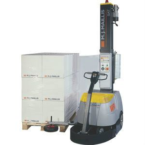 SIAT WR100 Robot Pallet Wrapping Machine