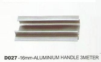 D027-16mm-ALUMINIUM HANDLE 3METER