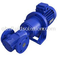3S-inline Screw Pumps for Light Liquid