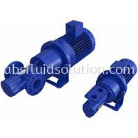 ALP Screw Pump for light liquid