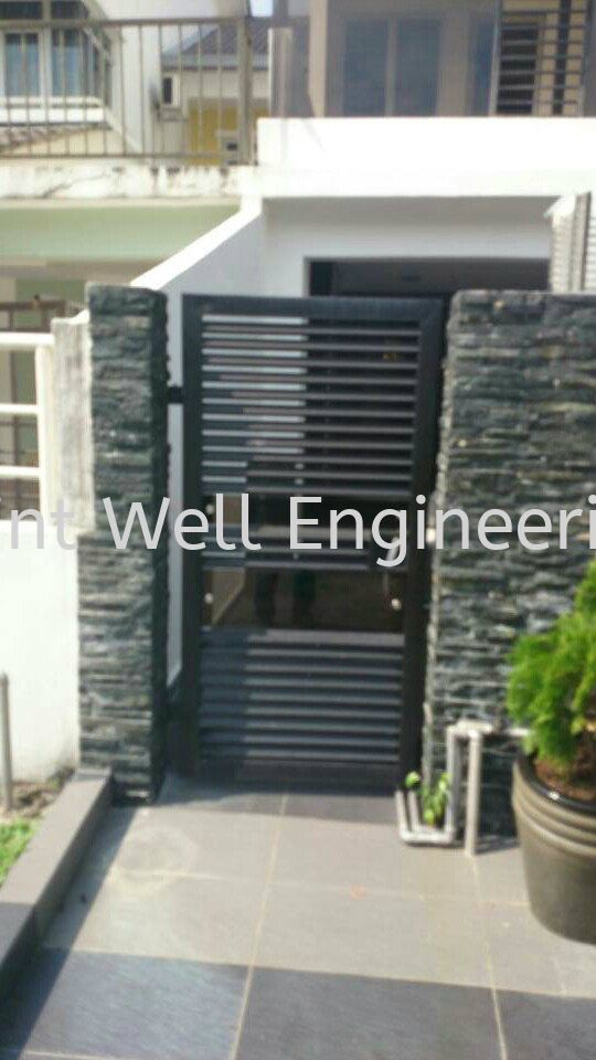 Stainless Steel Side Gate And Small Gate