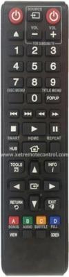 RM-D1087 SAMSUNG BLU-RAY DVD REMOTE CONTROL  SAMSUNG DVD REMOTE CONTROL