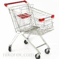 60 / 80 / 100 / 150 Litre Shopping Trolley