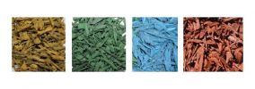 Rubber Mulch (Black / Coloured) SBR (Styrene-Butadiene Rubber)