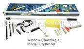 Crystal Set WINDOW CLEANING KIT CLEANING EQUIPMENT