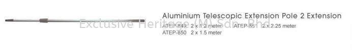 ATEP 849 ALUMINIUM HANDLE MIRCOFIBER PRODUCTS