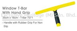 T-Bar 7071 WINDOW T-BAR MIRCOFIBER PRODUCTS