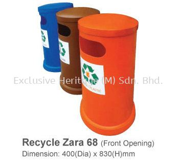 Recycle Zara 68 (Front)