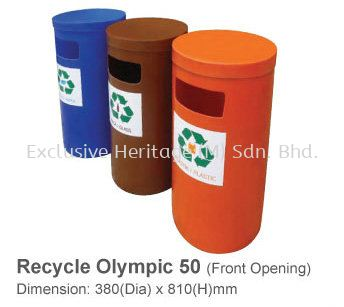 Recycle Olympic 50 (Front)