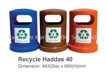 Recycle Vitoria 40