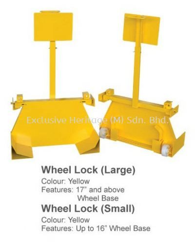 Wheel Lock (Large)