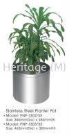 PNP-1303SS Stainless Steel Planter Pots