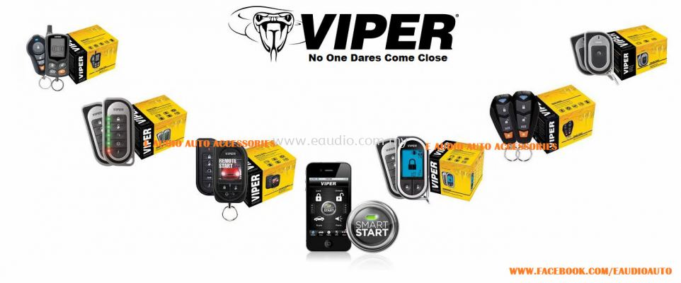 Viper-Leader security system in world