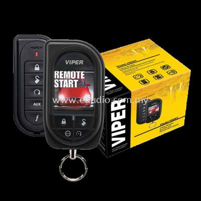 Viper HD security system with remote start