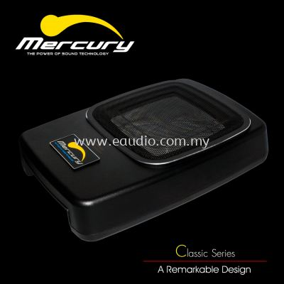 """MERCURY CLASSIC SERIES 8""""INCH ACTIVE SUBWOOFER -AW804"""