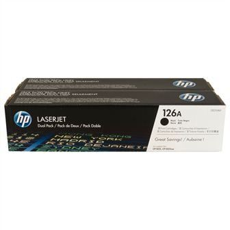 HP 126A Dual Pack - CE310AD